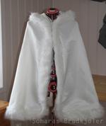 somaras brudekjoler brudekjole brudecape cape pelskamp